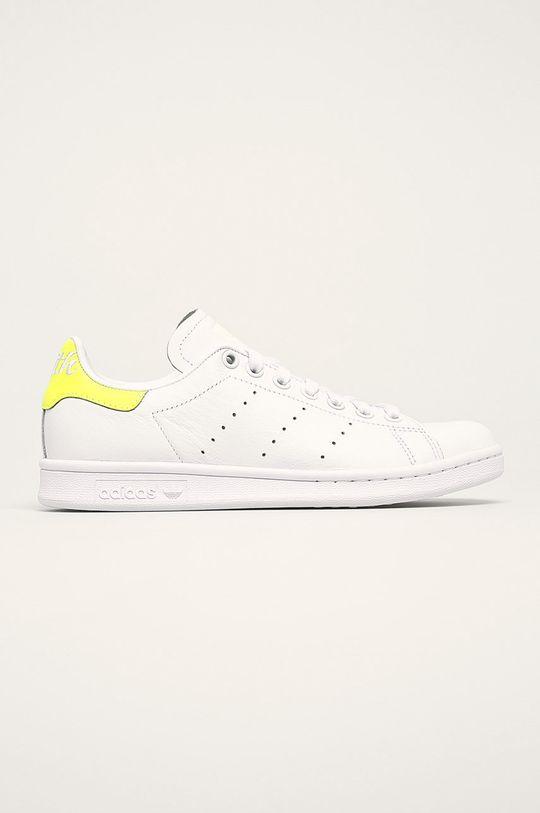 бял adidas Originals - Обувки Stan Smith Жіночий