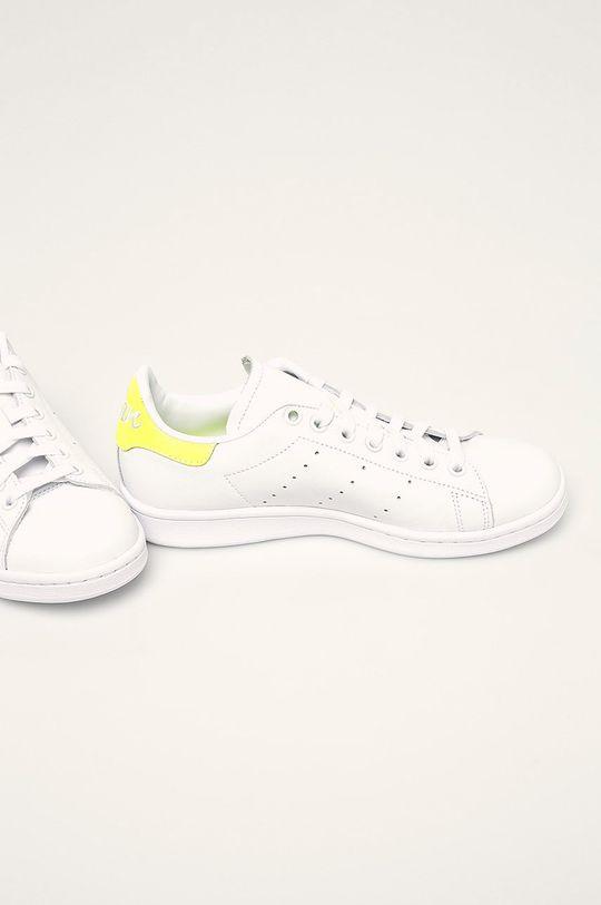 adidas Originals - Обувки Stan Smith бял
