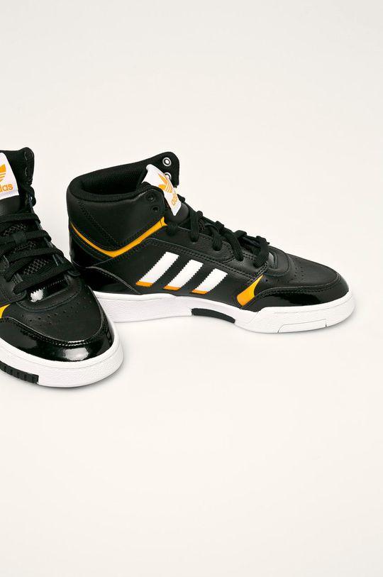 adidas Originals - Обувки Drop Step черен