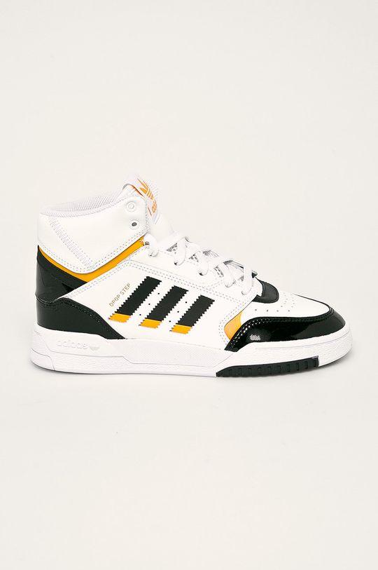 бял adidas Originals - Обувки Drop Step Жіночий