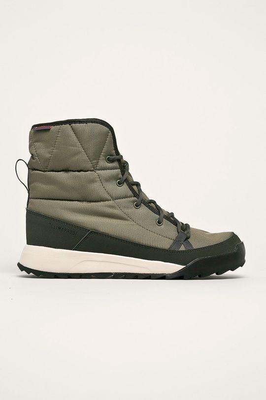зелен adidas Performance - Обувки Terrex Choleah Padded CP Жіночий