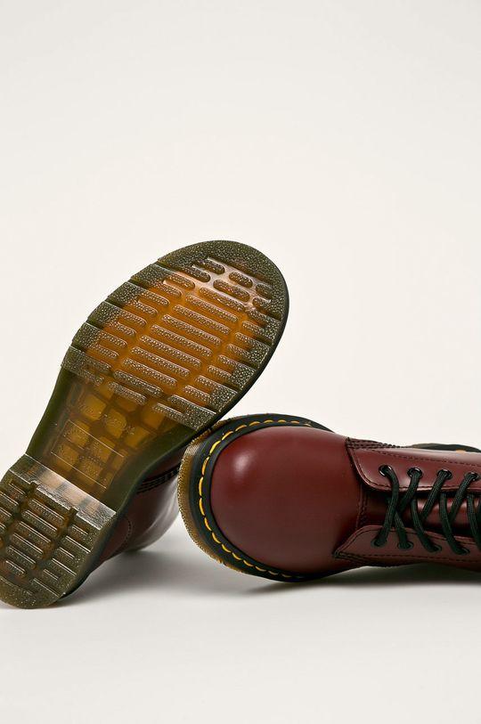 gaštanová Dr Martens - Členkové topánky