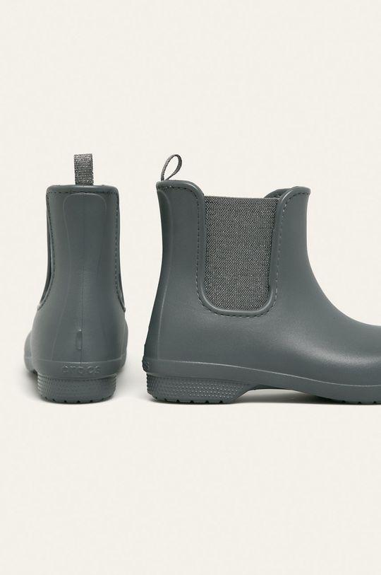 Crocs - Cizme Gamba: Material sintetic, Material textil Interiorul: Material sintetic, Material textil Talpa: Material sintetic