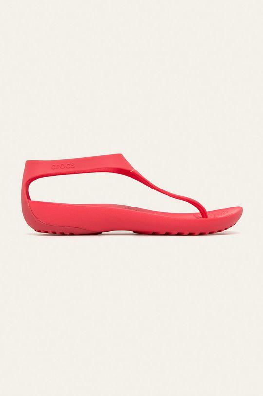 ružová Crocs - Sandále Dámsky