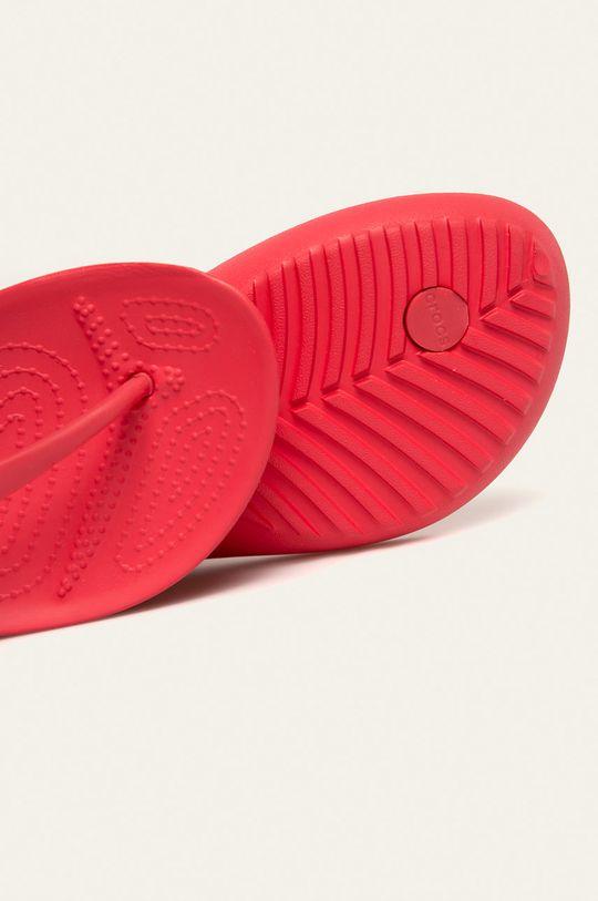 ružová Crocs - Sandále
