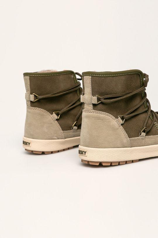 Roxy - Členkové topánky  Zvršok: Prírodná koža Vnútro: Textil Podrážka: Syntetická látka