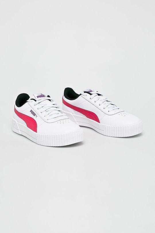 Puma - Boty Carina L bílá