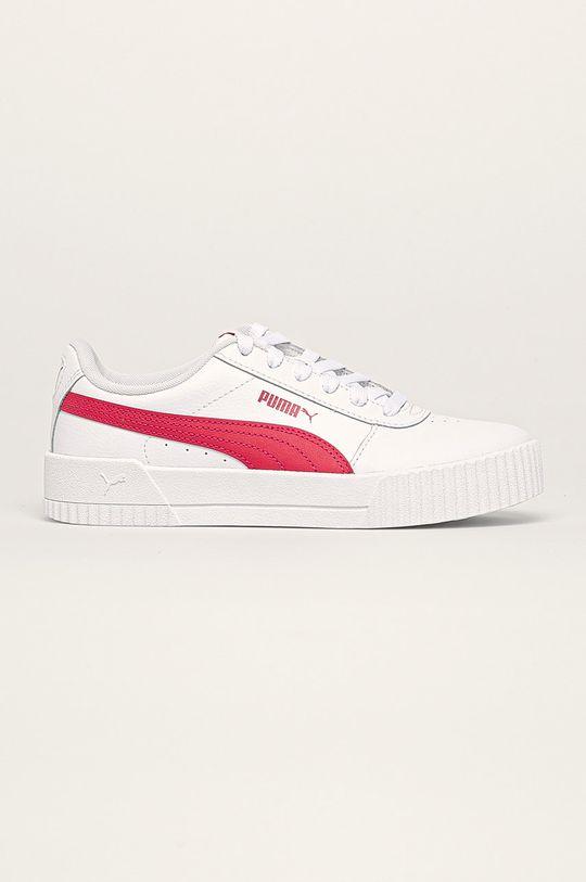 biela Puma - Topánky Carina L Dámsky