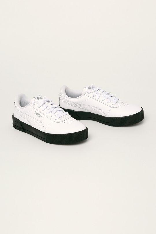 Puma - Topánky Carina L biela