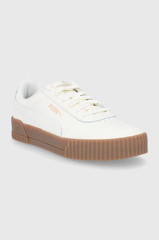 Puma - Pantofi Carina L crem