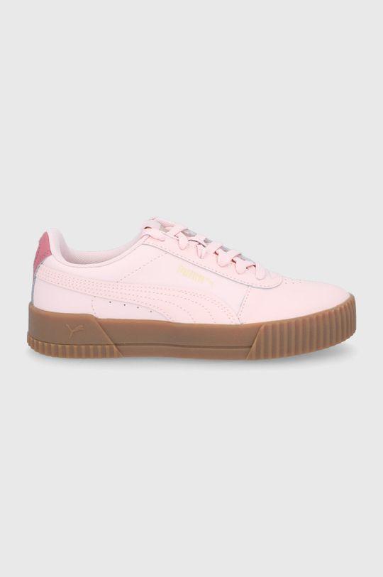 roz pastelat Puma - Pantofi Carina L De femei