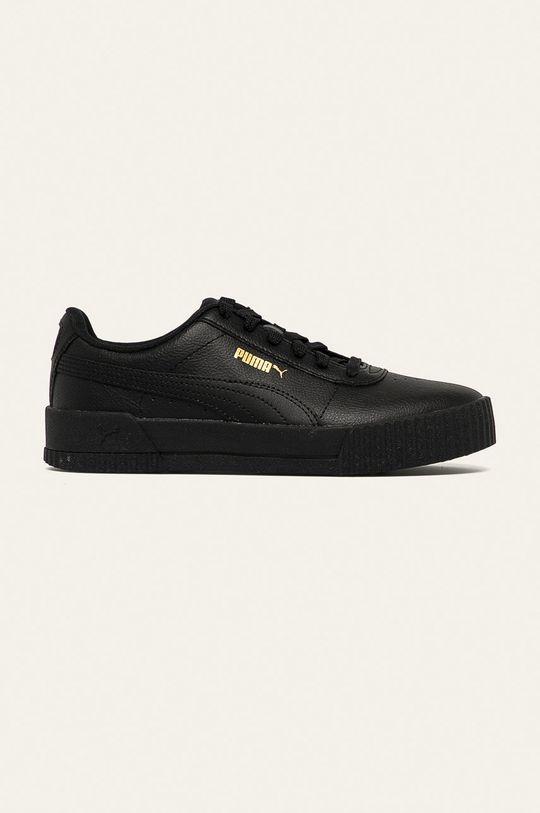 čierna Puma - Topánky Carina L Dámsky