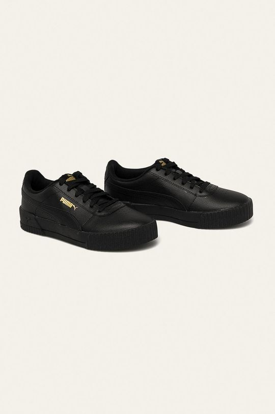Puma - Topánky Carina L čierna