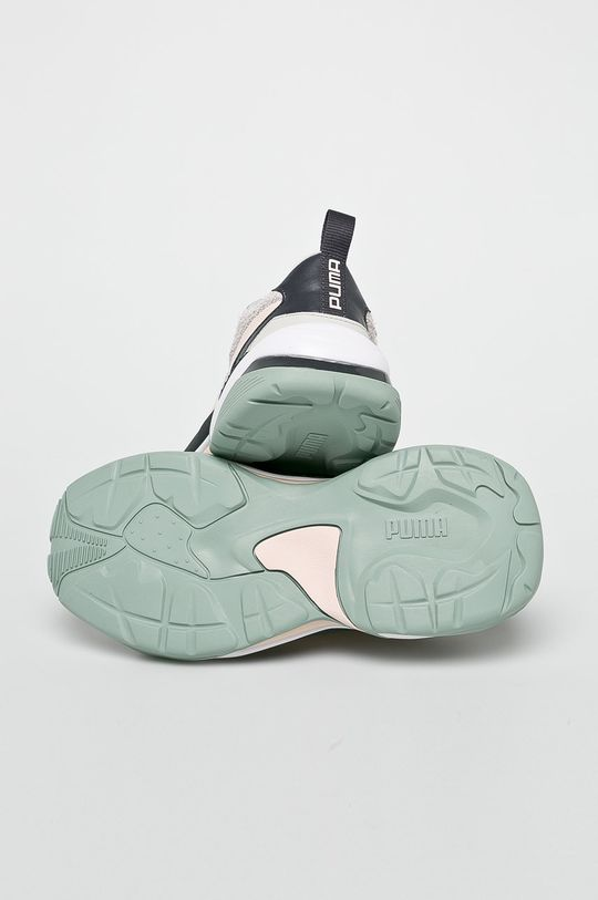 menta Puma - Pantofi Thunder Colour Block