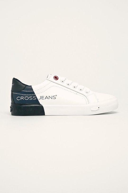 biela Cross Jeans - Tenisky Dámsky