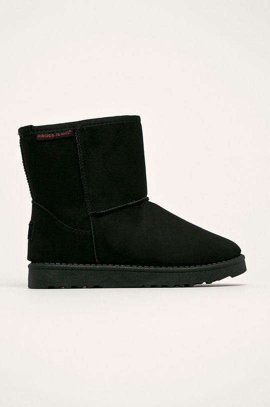 negru Cross Jeans - Cizme de iarna De femei