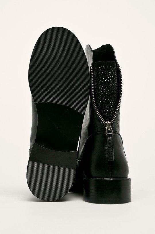 negru Cross Jeans - Botine