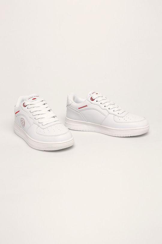 Cross Jeans - Topánky biela