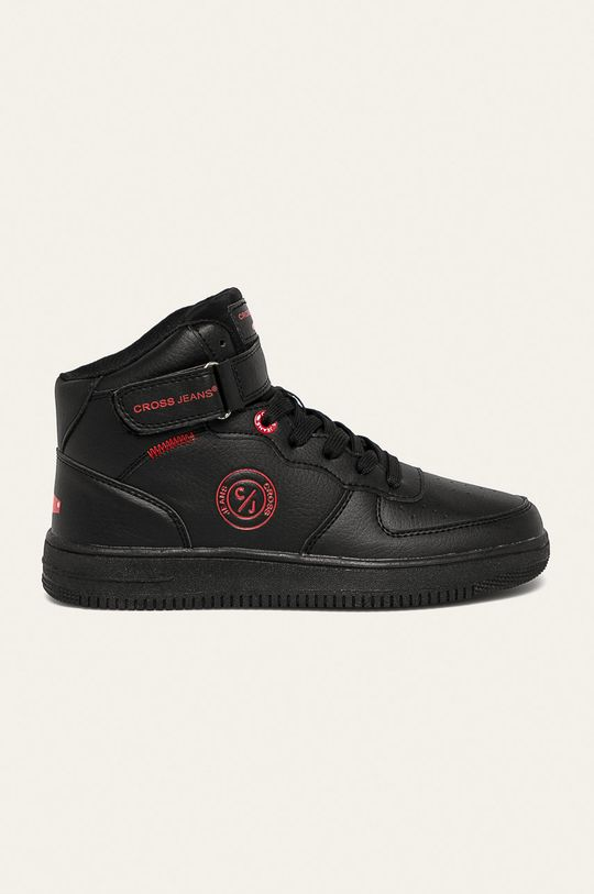 negru Cross Jeans - Pantofi De femei