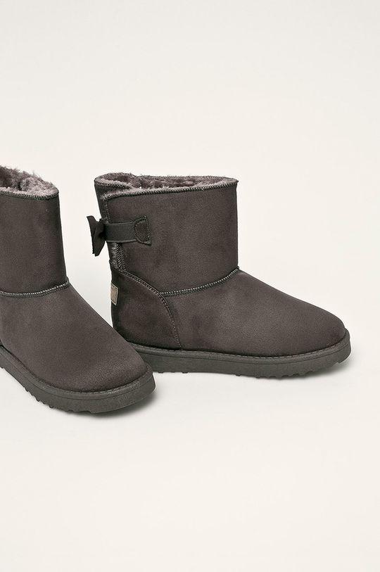 Cross Jeans - Cizme de iarna gri
