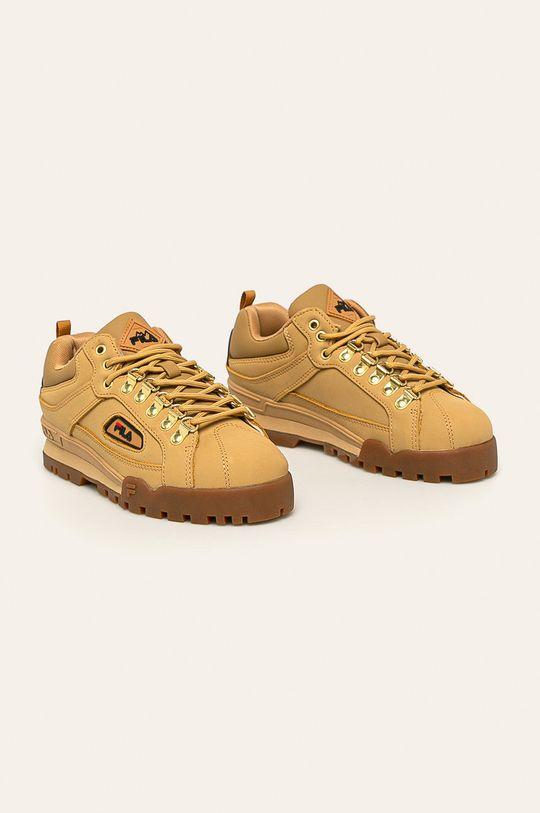 Fila - Pantofi Trailblazer bej
