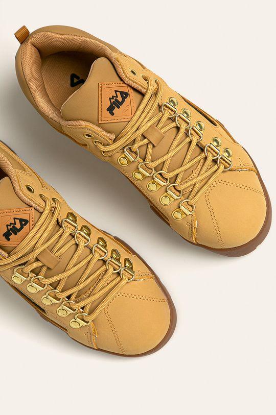 bej Fila - Pantofi Trailblazer