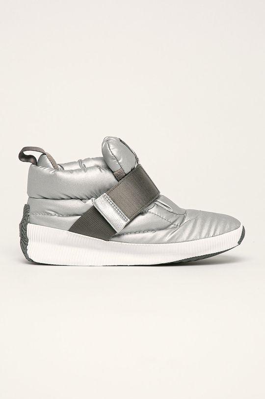 argintiu Sorel - cizme de iarna Out N AboutPuffy De femei