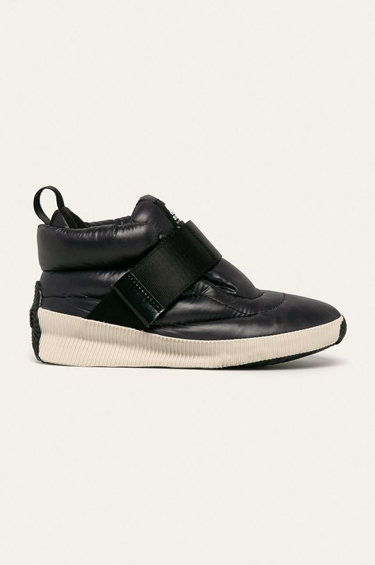 negru Sorel - cizme de iarna Out N About Puffy De femei