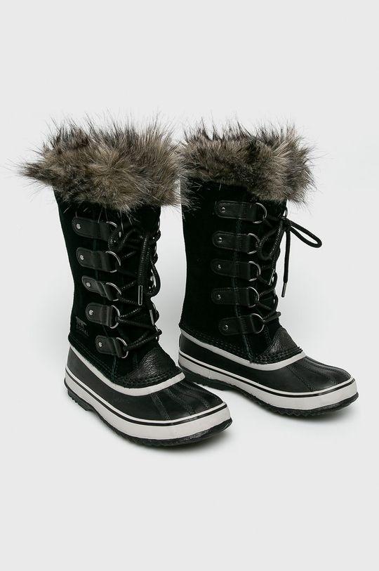 Sorel - Śniegowce Joan Of Arctic czarny