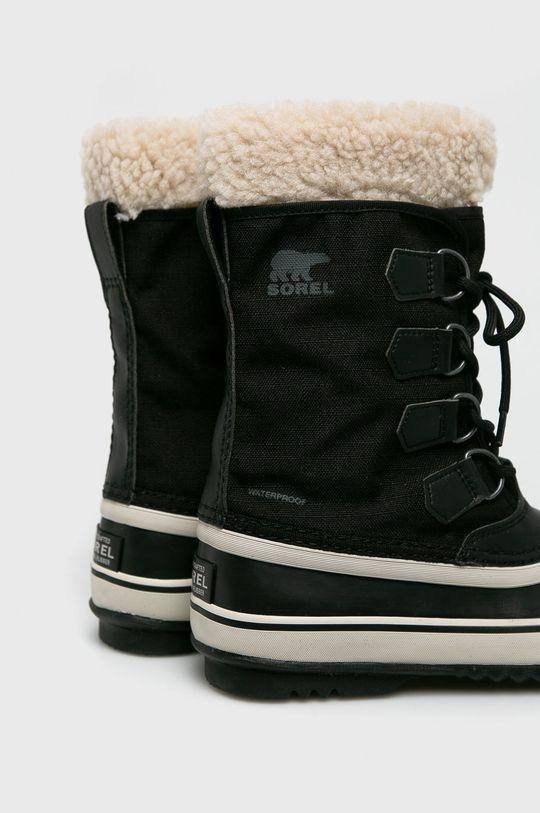 sorel - Cizme de iarna Winter Carnival  Gamba: Material textil, Piele naturala Interiorul: Material textil Talpa: Material sintetic