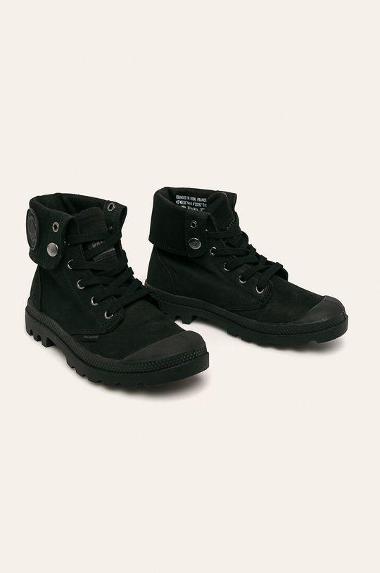 Palladium - Členkové topánky čierna