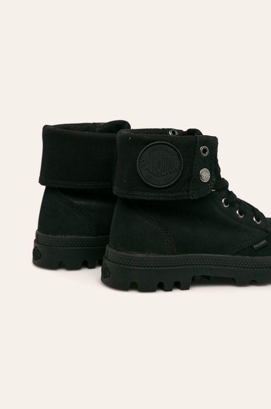 Palladium - Členkové topánky  Zvršok: Prírodná koža Vnútro: Textil Podrážka: Syntetická látka