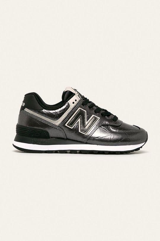gri New Balance - Pantofi WL574WNF De femei