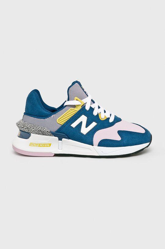 albastru New Balance - Pantofi WS997JCE De femei