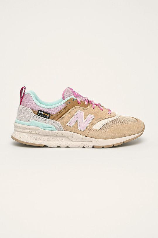 nisip New Balance - Pantofi CW997HOA De femei