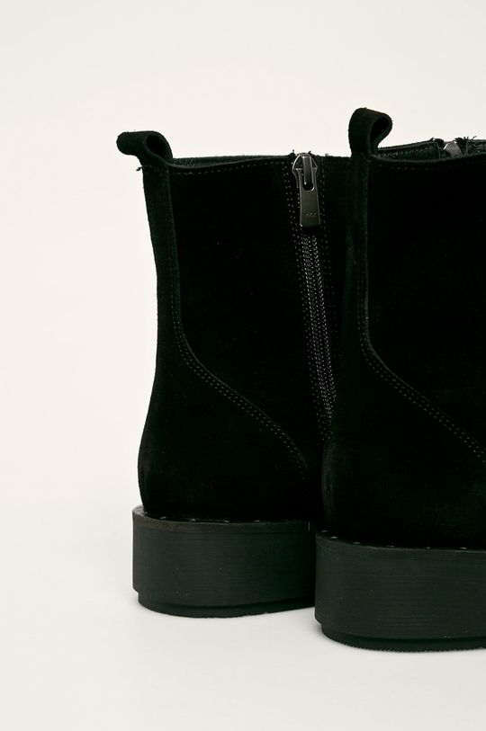 Badura - Cizme de piele Gamba: Piele naturala Interiorul: Material textil, Piele naturala Talpa: Material sintetic