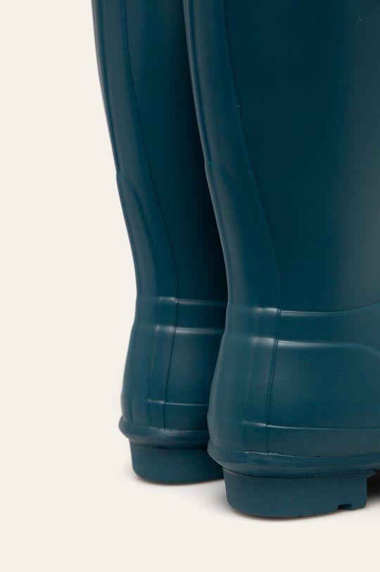Hunter - Holínky Svršek: Umělá hmota Vnitřek: Textilní materiál Podrážka: Umělá hmota