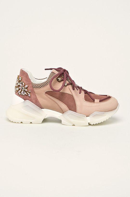 roz pastelat Twinset - Pantofi De femei