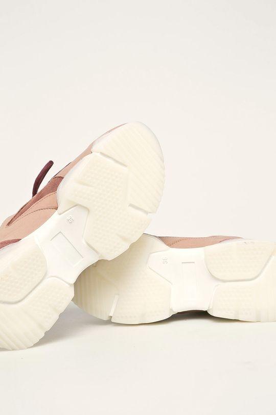 roz pastelat Twinset - Pantofi