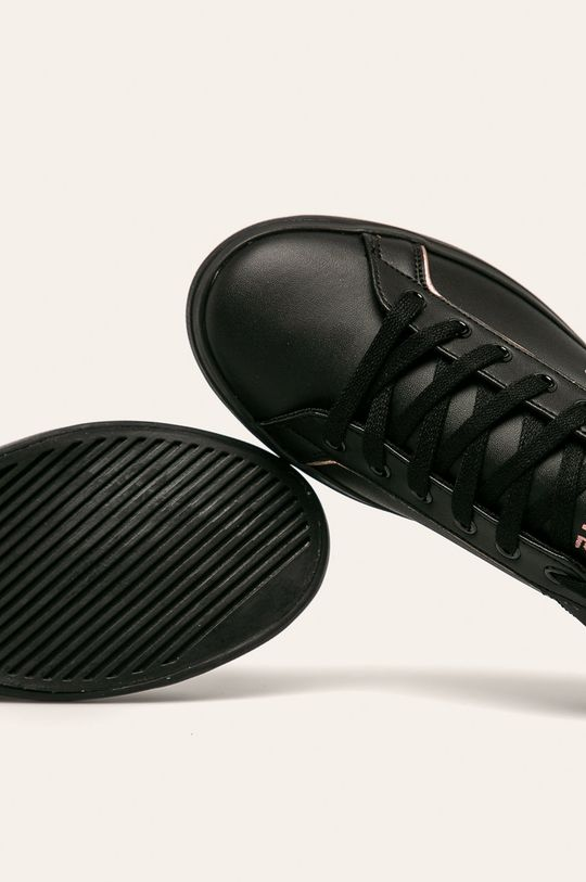 čierna Lacoste - Topánky
