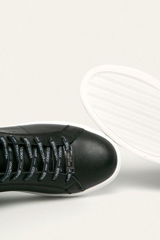 negru Roberto Cavalli Sport - Ghete de piele