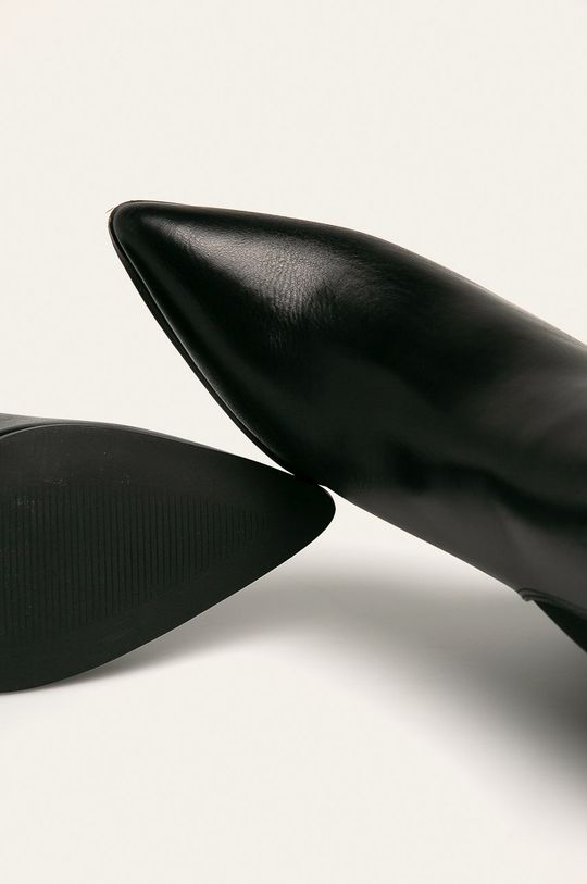 negru Truffle Collection - Botine