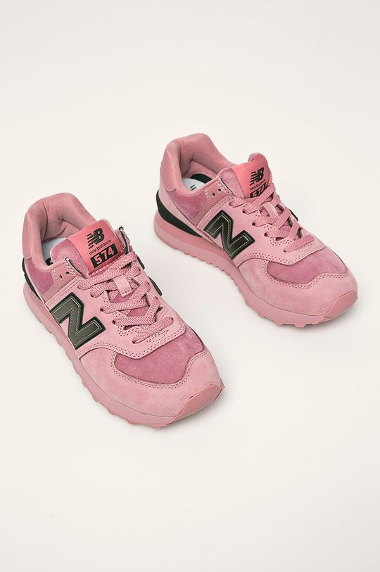 New Balance - Pantofi WL574LDJ roz