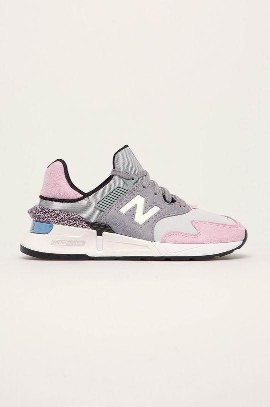 gri New Balance - Pantofi WS997JNC De femei