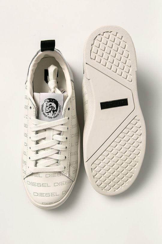 bílá Diesel - Kožené boty