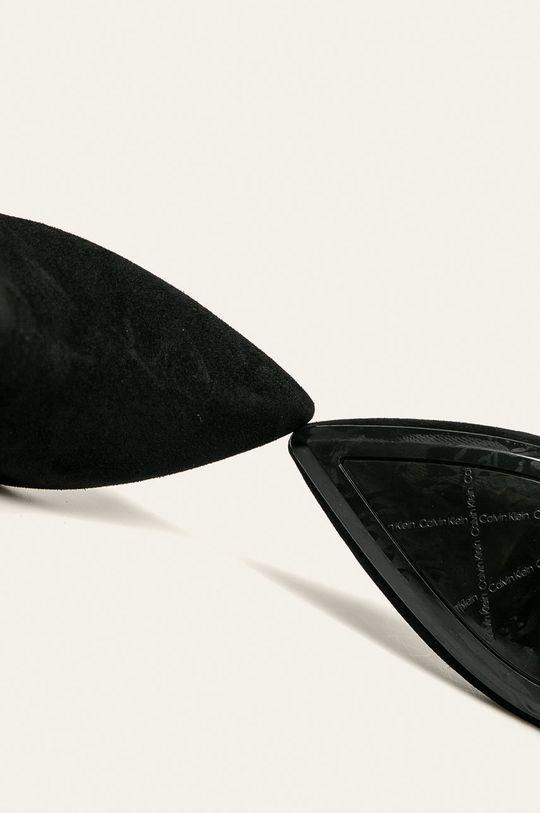 Calvin Klein - Nízké kozačky Dámský