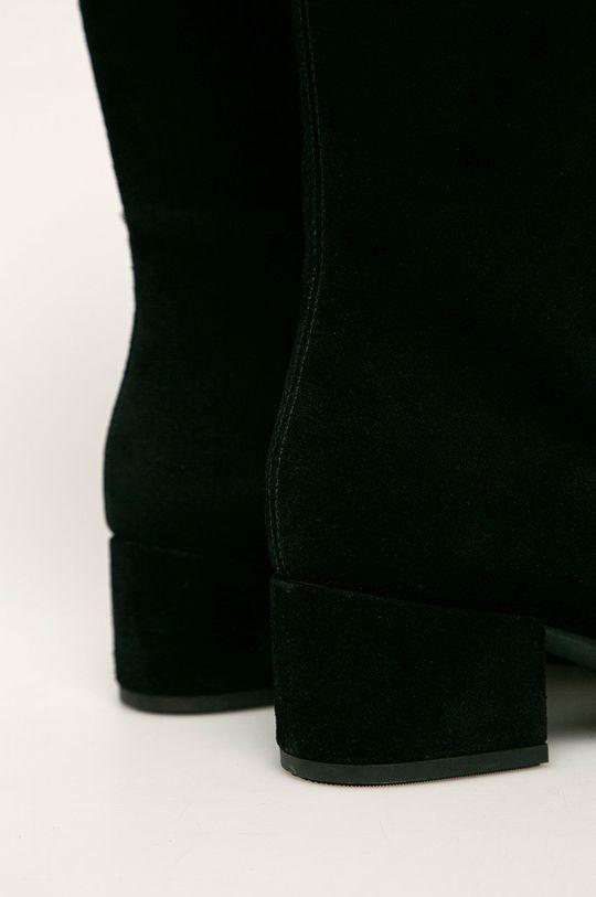 Vagabond - Шкіряні чоботи Daisy  Халяви: Замша Внутрішня частина: Текстильний матеріал, Натуральна шкіра Підошва: Синтетичний матеріал