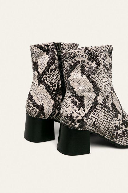 Tamaris - Botine Gamba: Material textil Interiorul: Material sintetic, Material textil Talpa: Material sintetic