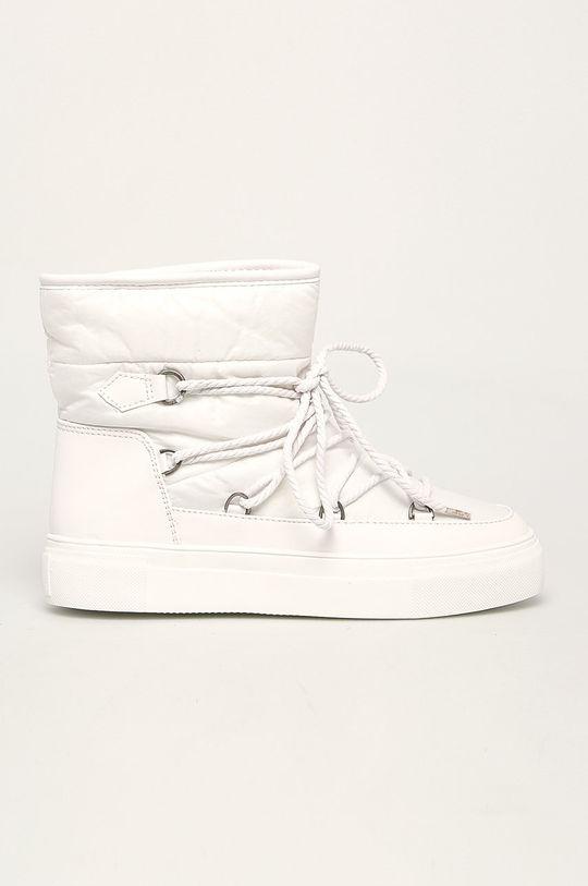 alb Corina - cizme de iarna De femei