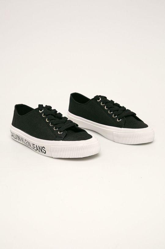 Calvin Klein Jeans - Tenisi negru